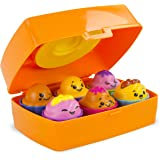 TOMY Toomies Shake and Sort Cupcakes  Educational Shape Sorter Toy  Suitable From 10 Months