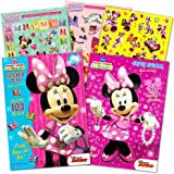 Minnie Mouse Coloring Book Set with Stickers (2 Book Set) by Bendon Publishing