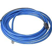 Silverline 633025 - Desatascador de desagües para taladros eléctricos, color azul