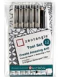 Zentangle - Tool Set 12