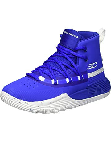 big sale bd1f0 78a52 Under Armour Kids  Pre School Sc 3zer0 Ii Basketball Shoe