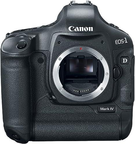Canon EOS EOS-1D Mark IV - Cámara Digital (16,1 MP, SLR Camera ...