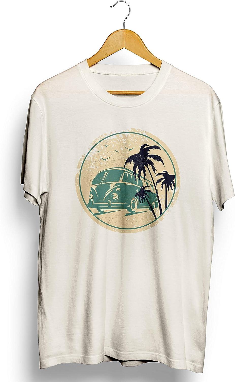 Men/'s Surf T-shirt Hawaii Aloha Kids Top Blanc Planche De Surf Beach Wave Tee