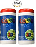 Amazon Price History for:(2-PK) Fun Color My Bath Changing Tablets