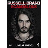 Russell Brand Scandalous Live at the O2 [UK import, Region 2 PAL format]
