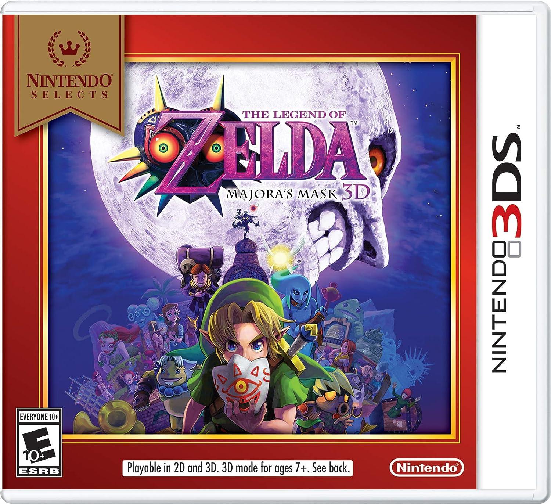 Amazon com: Nintendo Selects: The Legend of Zelda: Majora's