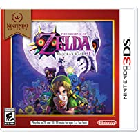 The Legend of Zelda: Majoras Mask 3D Nintendo 3DS Deals