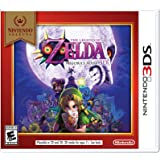 Nintendo Selects: The Legend of Zelda: Majora's Mask 3D - Nintendo 3DS