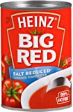 Heinz Big Red Salt Reduced Tomato Condensed Soup, 420g
