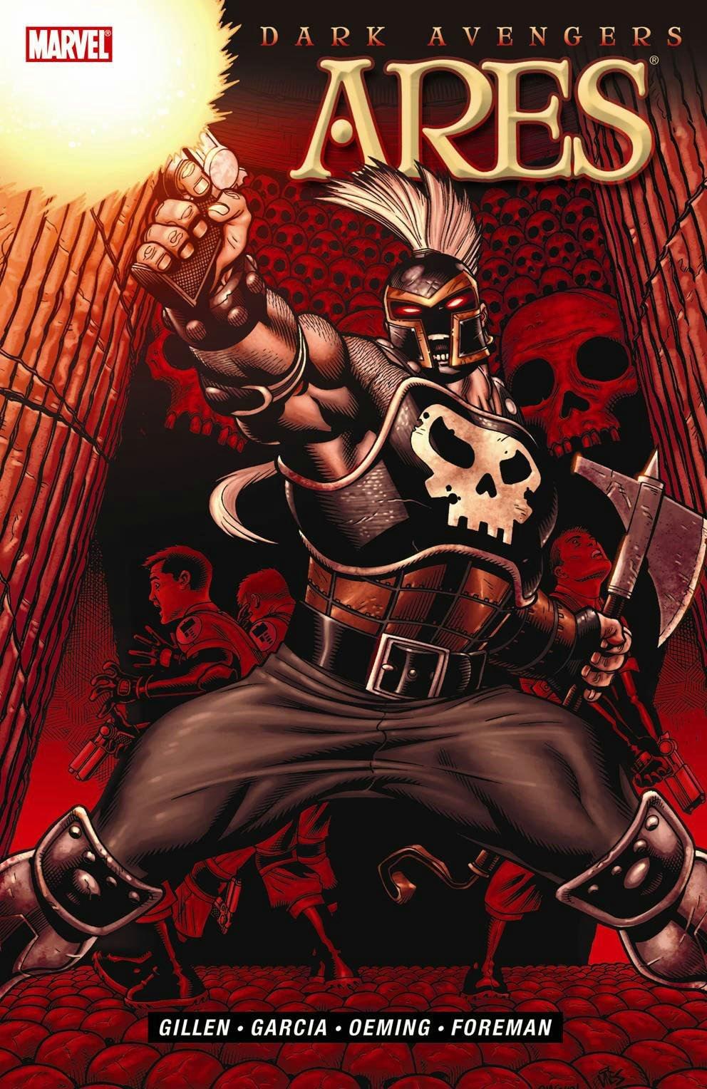 dark avengers ares kieron gillen michael avon oeming manuel