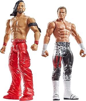 WWE- Pack de Figuras, (Mattel FMF83): Amazon.es: Juguetes y juegos