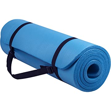 best BalanceFrom Go Yoga All Purpose Anti-Tear Exercise Yoga Mat with Carrying Strap reviews