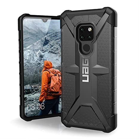 reputable site afb8f bb6d1 URBAN ARMOR GEAR UAG Huawei Mate 20 [6.53-inch Screen] Plasma Feather-Light  Rugged [Ash] Military Drop Tested Phone Case