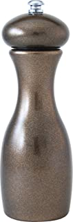 product image for Fletchers' Mill Marsala Collection Pepper Mill, Metallic Copper - 7 Inch, Adjustable Coarseness Fine to Coarse, MADE IN U.S.A.