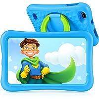 Vankyo Tablet para Niños con Cámaras de 5MP y 2MP, Tablet Infantil con ROM de 32GB, Tablet Niños con WiFi Processore…