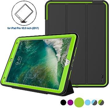 Amazon.com: Funda para iPad Pro de 10,5 pulgadas, tres capas ...
