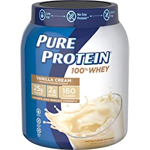 Pure Protein Whey Powder