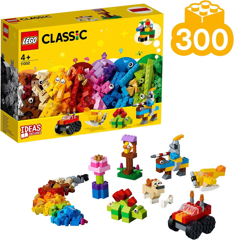 LEGO Classic - Ladrillos Básicos, manualidades niños y niñas con ...