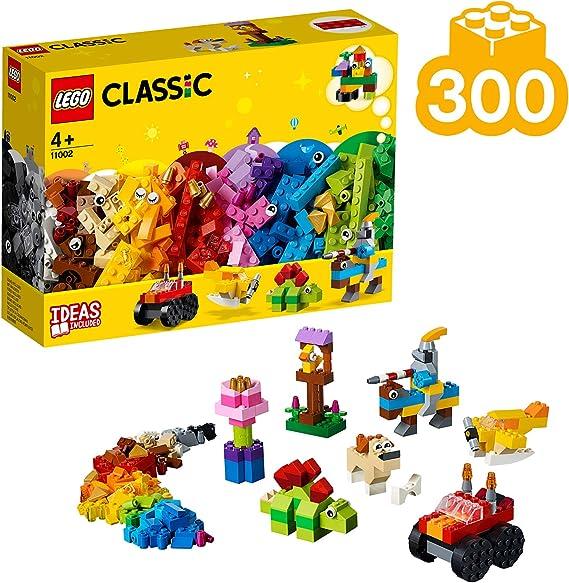Lego 11002 Classic Basic Brick Set Construction Toy Lego Amazon Co Uk Toys Games