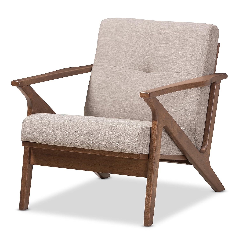 Amazon.com: baxton studio Bianca silla de salón moderno de ...