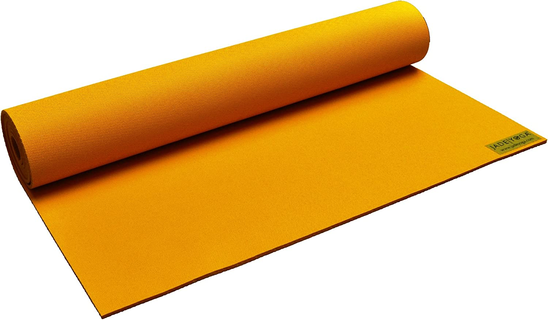 Jade Harmony Environmentally Friendly Yoga Mat 68 Saffron Amazon Ca Home Kitchen