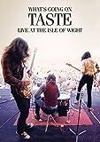 ホワッツ・ゴーイング・オン-テイスト ワイト島ライヴ 1970【初回生産限定盤DVD+CD/日本語字幕付】