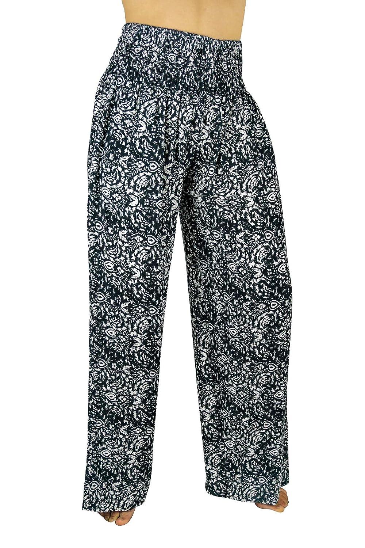 Adjustable US W Size 0-12 PIYOGA Womens Flare Pants Yoga Athliesure Boho