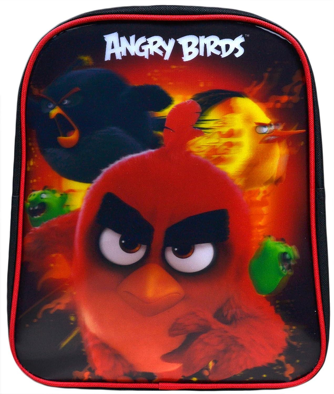 Angry Birds 3D Hologram Backpack Rucksack School Bag