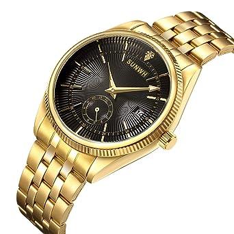 Berühmt Luxuriöse Herren-Quarz-Armbanduhr, Sportuhr, wasserdicht @DO_49
