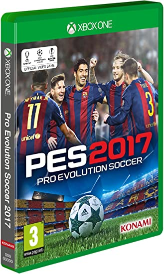 Pro Evolution Soccer 2017: Amazon.es: Videojuegos