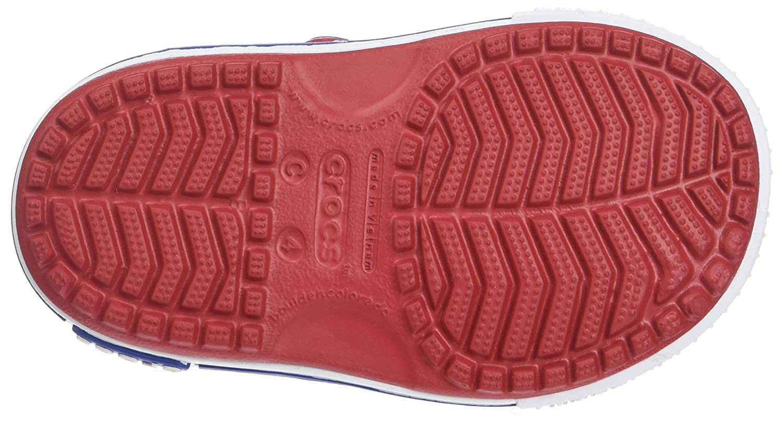 0aa81385c3c5d7 crocs Boy s Crocband II PS Jean Sandals  Buy Online at Low Prices in India  - Amazon.in