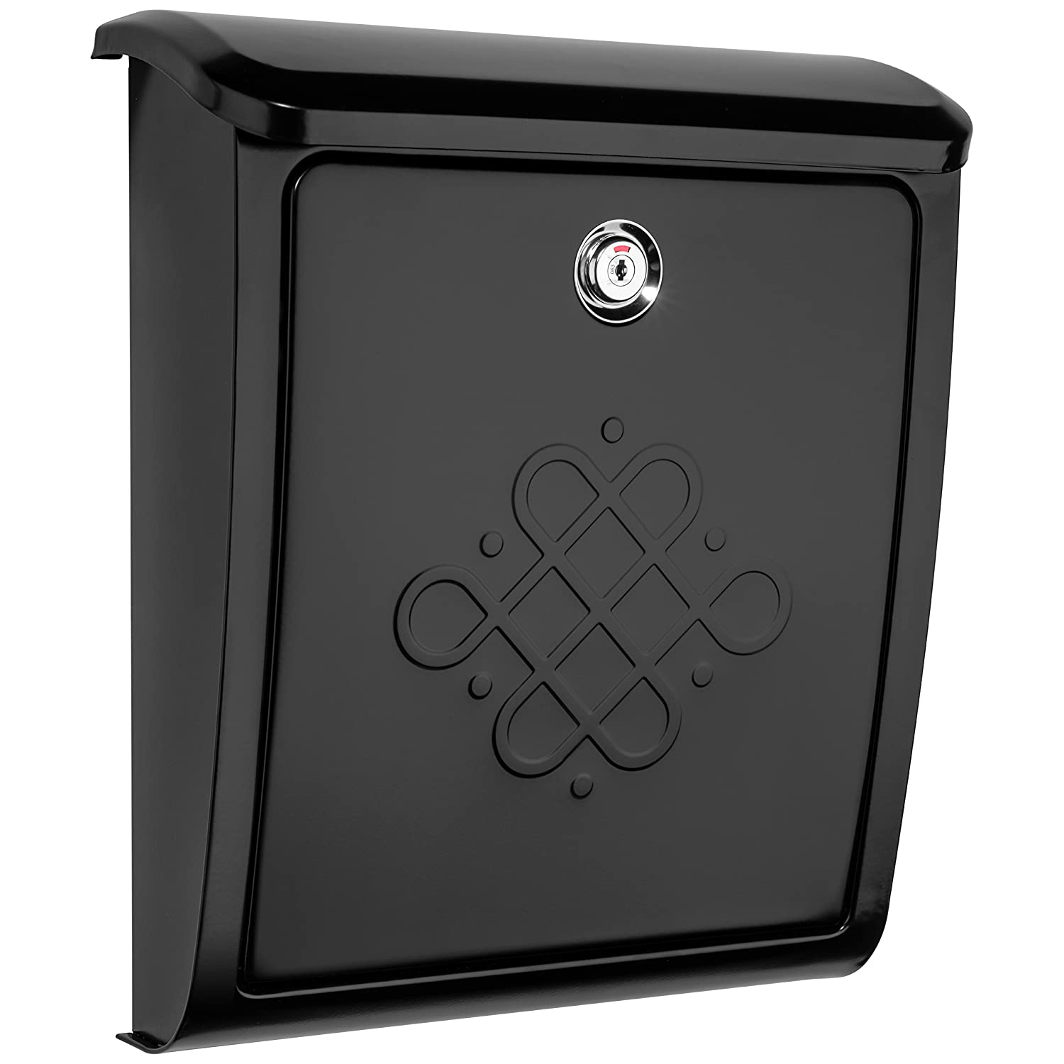 one Size Charcoal Allux 800 S-L Letter Box