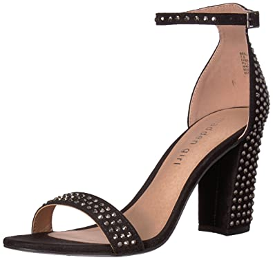 32198a65c6 Amazon.com | Madden Girl Women's Beella-i Heeled Sandal | Heeled Sandals