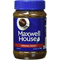 MAXWELL HOUSE Original Instant Coffee, 150g