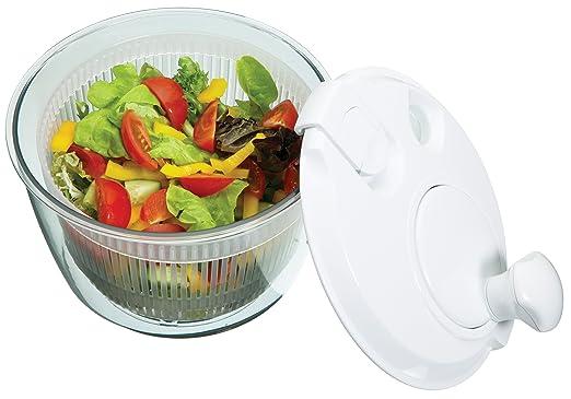 4 opinioni per Kitchencraft- Centrifuga piccola per insalata, 19 cm