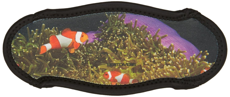 Pescado Juguete Best divers Correa M/áscara de Neopreno Doble Folio