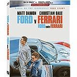 Ford v Ferrari (BD + Digital Code) [Blu-ray] (Bilingual)