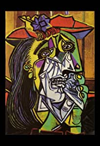 Amazon.com: Tallenge - The Weeping Woman by Pablo Picasso ...