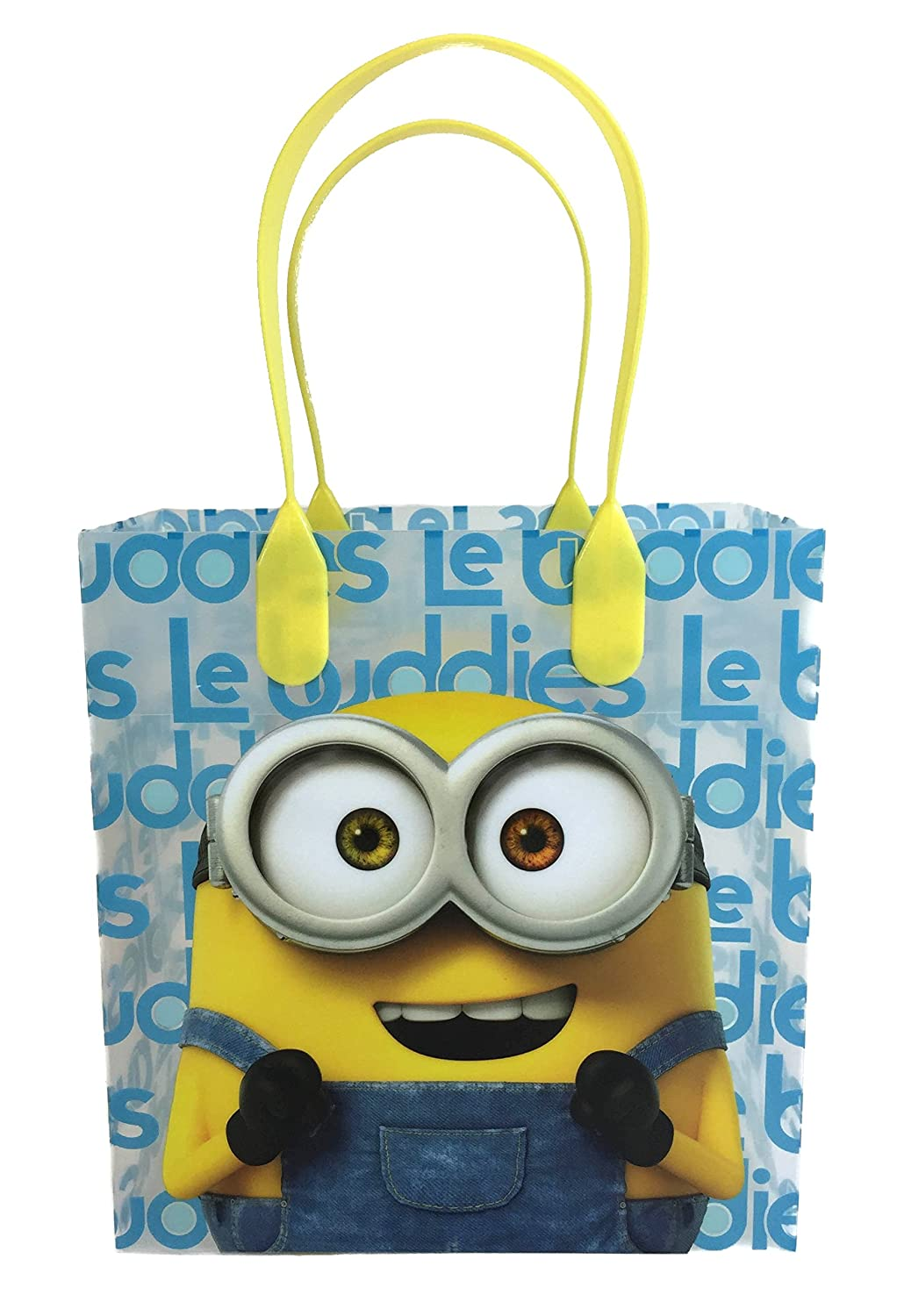 Set of 12 Universal Studios Minions 2015 Despicable Party Gift Bag