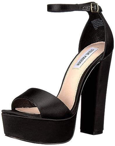 26e027813b7e Steve Madden Women s Gonzo Platform Dress Sandal (5.5