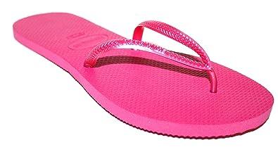 9670ea5a6 Havaianas Women s Orchid Rose Pink Flat Flip Flops Dorm Shower Sandals  (39-40 fits