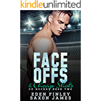 Face Offs & Cheap Shots (CU Hockey Book 2) book cover