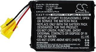 Replacement Battery for Garmin Forerunner 910XT Part NO 361-00057-00 361-00057-01