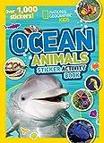 Ocean Animals Sticker Activity Book: Over 1,000 Stickers!