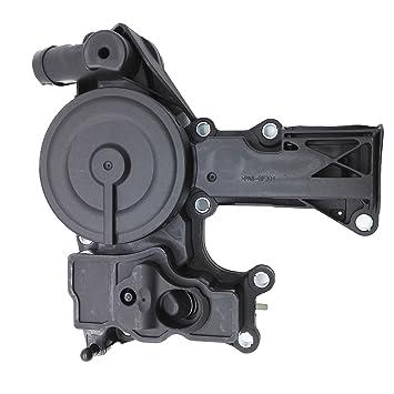 PCV Valve Oil Separator for Audi A3 A4 TT VW Beetle Passat Golf Jetta Tiguan 2.0