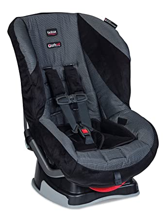 Britax Roundabout G41 Convertible Car Seat Onyx By USA