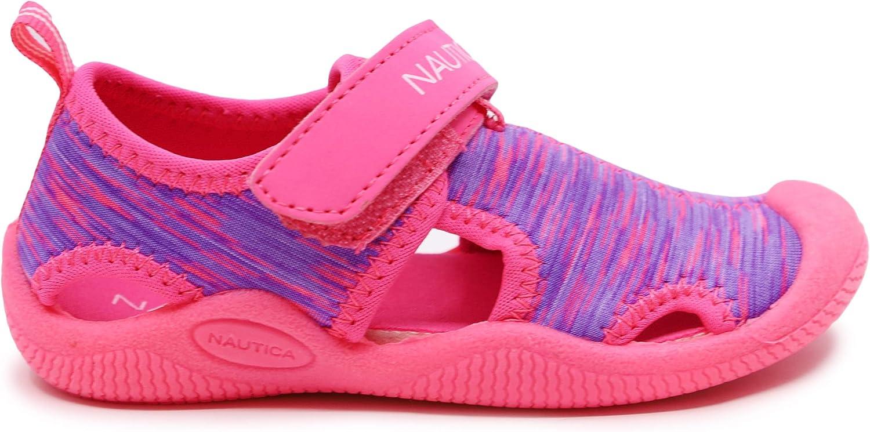 Nautica Kids Kettle Gulf Protective Water Shoe,Closed-Toe Sport Sandal Toddler//Little Kid