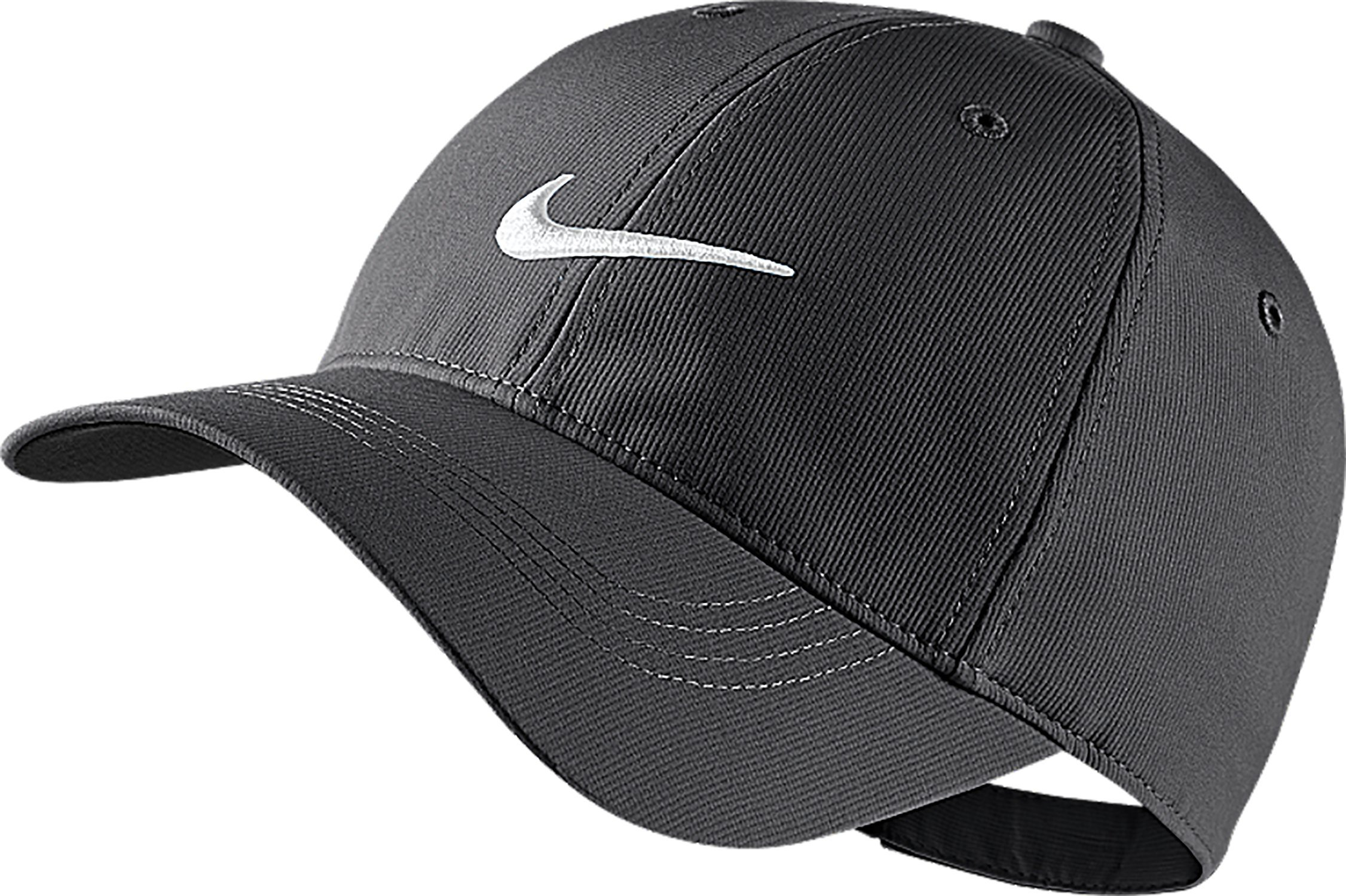Nike Unisex Legacy 91 Tech Cap Dark Grey/White,One Size by Nike