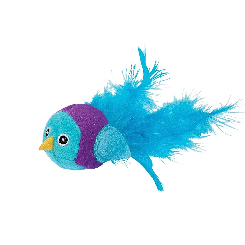 Kong 0035585334318 - Gato Pelota Buddy Birds: Amazon.es: Productos para mascotas