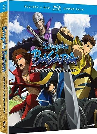 Amazon com: Sengoku Basara: End of Judgement - The Complete